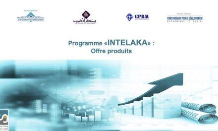 Intelaka: plus de 15.000 crédits garantis en 2020