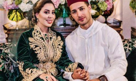 Conclusion de l'acte de mariage de Lalla Nouhaila avec Ali El Hajji