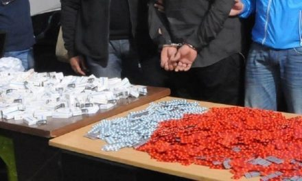 Tanger Med: mise en échec d'une opération de trafic international de psychotropes