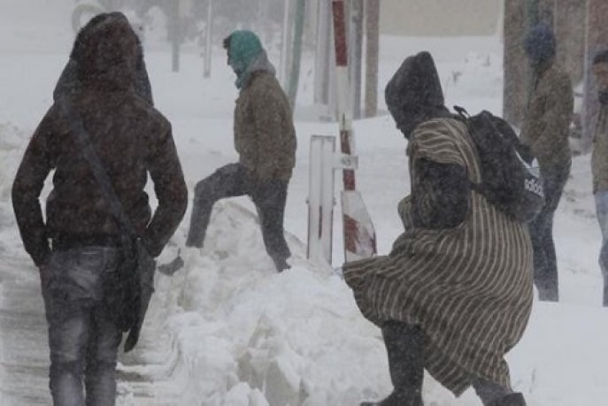 Chutes de neige et averses orageuses prévues dès aujourd'hui dans plusieurs provinces
