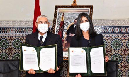 Artisanat: Signature à Rabat d'une convention pour faciliter l'accès au financement
