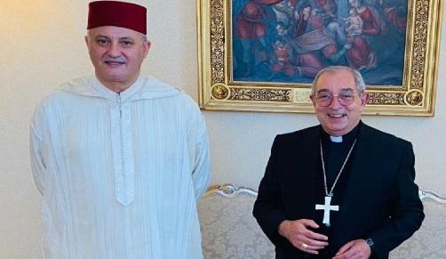 Dialogue interreligieux: le leadership du Roi Mohammed VI salué à Rome 1