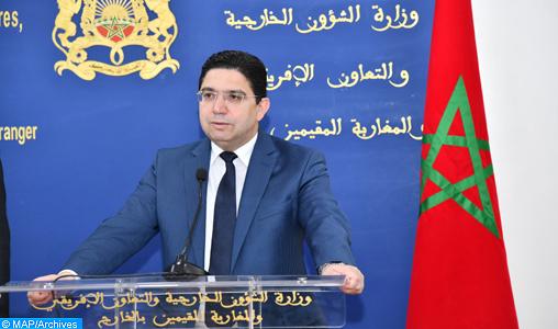 La Réunion du CPS de l'UA sur le Sahara, un « non-événement » pour le Maroc (Bourita)