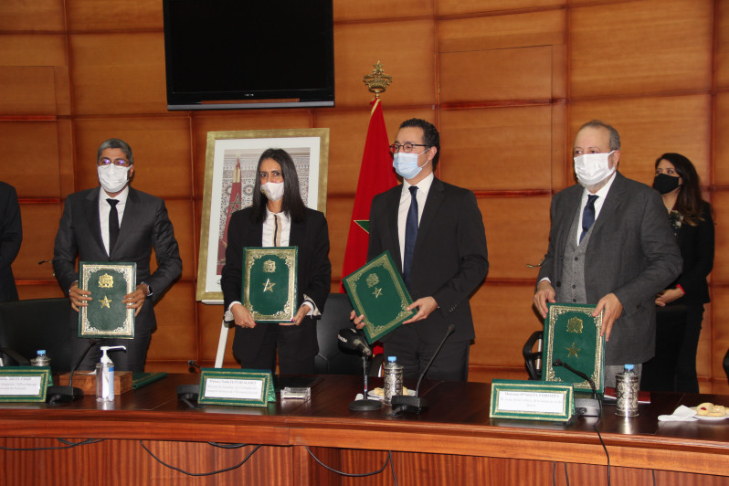 Le CCM et l'ONMT s'allient pour la promotion du Maroc comme espace de tournage international