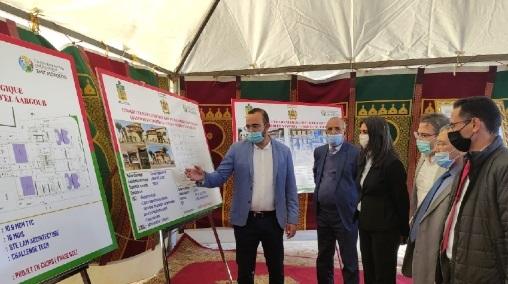 visite de Nadia Fettah Alaoui à Dakhla POUR UNE  Relance touristique DE LA RÉGION