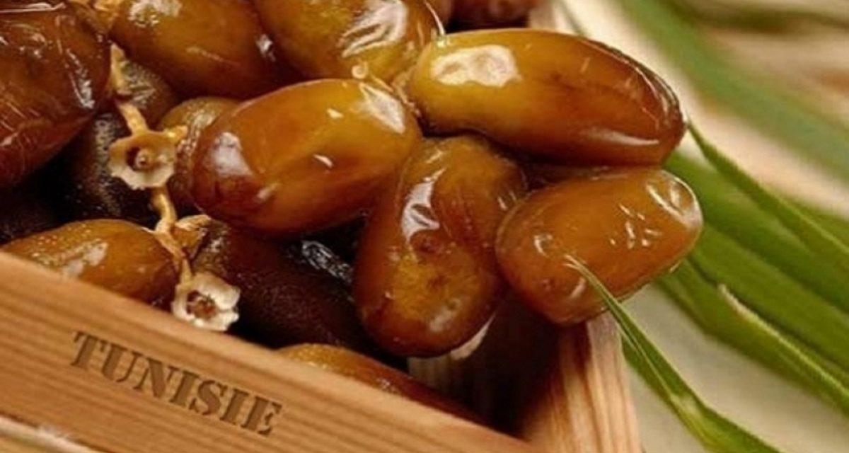 Le Maroc, premier importateur des dattes tunisiennes avec 20,7 mille tonnes