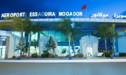 Aéroport Essaouira-Mogador : Chute de près de 92% du trafic aérien à fin février