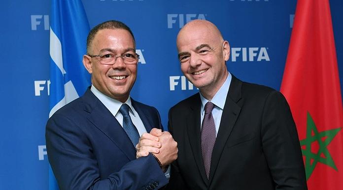 LE MAROCAIN Fouzi Lekjaa élu au Conseil de la FIFA