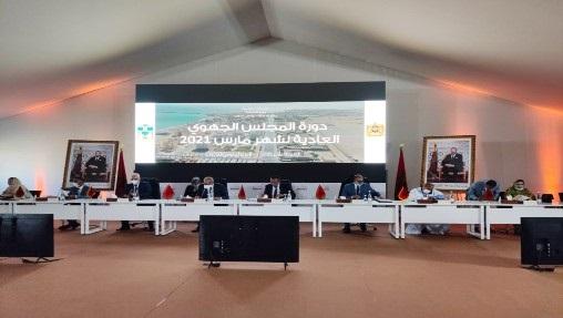 574 MDH pour le contrat-programme de la région Dakhla-Oued Eddahab et l'Etat
