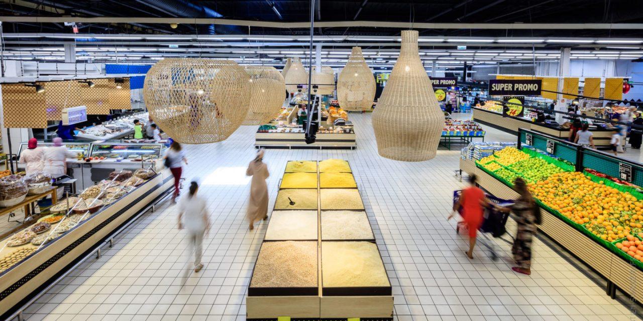 Dar Bouazza: Ouverture d'un nouveau Marjane Market