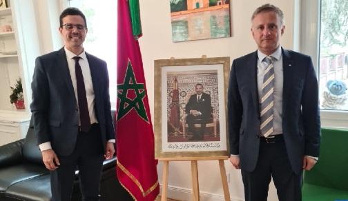 Le leadership africain et arabe du Maroc s'est construit grâce à la sagesse et la clairvoyance de SM le Roi
