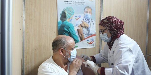 covid-19: 740 nouveaux cas et plus de 4,47 millions de personnes vaccinées au maroc
