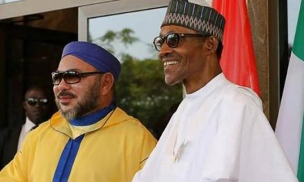 LE MESSAGE DE GRATITUDE DU PRÉSIDENT BUHARI du Nigéria AU ROI MOHAMMED VI