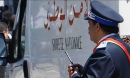 Rabat : Un officier de police contraint d'utiliser son arme pour interpeller trois multirécidivistes