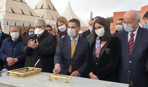 Lancement du projet d'extension de l'Institut de Technologie Hôtelière et Touristique à Ouarzazate 1