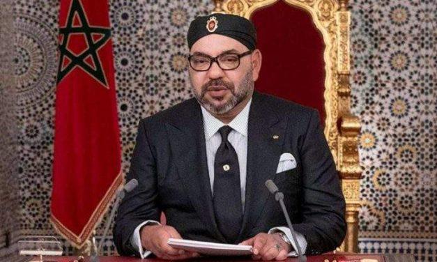 Message de condoléances du Roi au président égyptien suite à la collision de deux trains