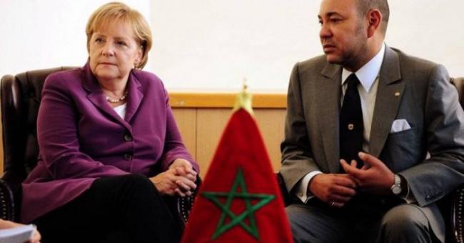 LE MAROC SUSPEND SES RELATIONS AVEC L'ALLEMAGNE