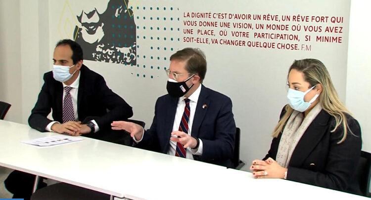 Tanger: L'Ambassade des USA accorde une subvention au profit de jeunes entrepreneurs
