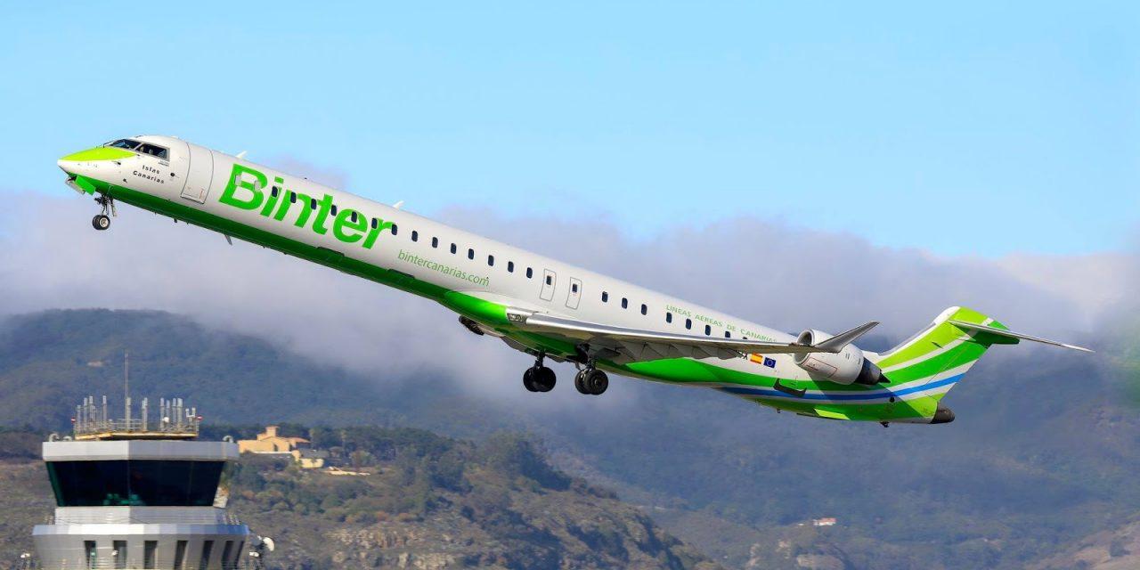 Binter reprend les vols ET RENFORCE SES LIAISONS ENTRE LE MAROC ET LES îles Canaries