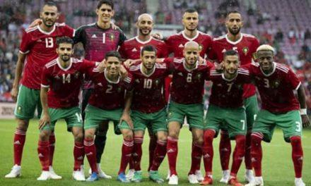 Le Maroc officiellement qualifié pour la CAN 2021