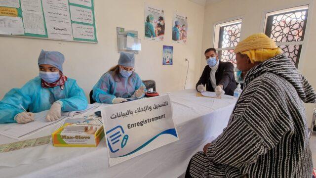 Covid-19: 453 nouveaux cas POSITIFS ET plus de 4,08 millions de personnes vaccinées