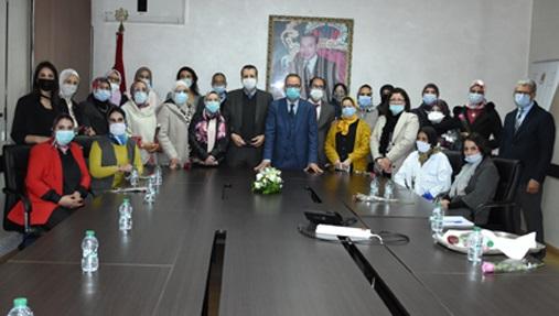 La Fondation Hassan II des œuvres sociales du personnel de la santé met les femmes à l'honneur