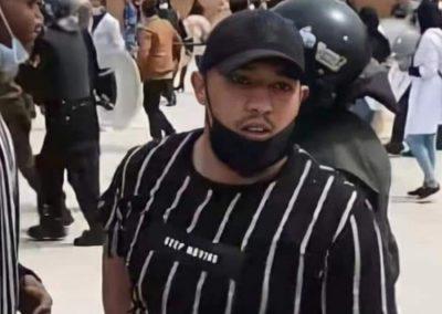Enquête ouverte contre un individu qui a frappé des enseignants lors d'une manifestation