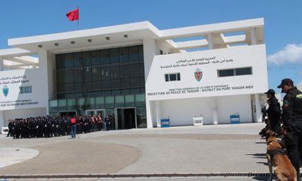 Port Tanger Med : Interpellation de 18 personnes présumées impliquées dans une tentative de trafic de drogue