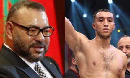 Le kick-boxeur Imad Hadar reçoit le soutien du roi Mohammed VI