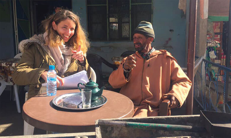 Sofia Alaoui remporte le César du meilleur court métrage