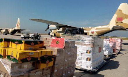 Aides alimentaires marocaines au Liban : L'armée libanaise remercie SM le Roi Mohammed VI