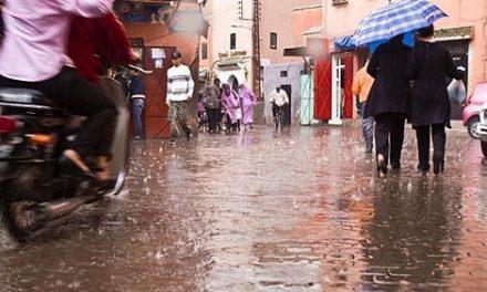 averses orageuses localement fortes lundi et mardi dans plusieurs provinces