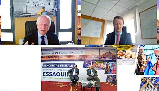 AZOULAY: Essaouira, une valeur sûre pour l'économie du futur