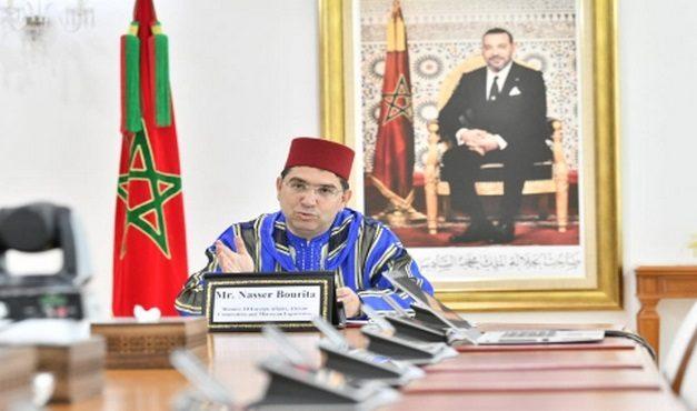 Nasser Bourita s'entretient avec le commissaire européen au Voisinage et à l'Élargissement