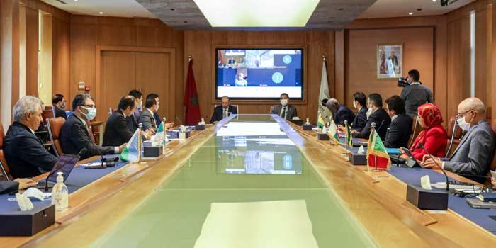 La CGEM réunit ses Conseils d'Affaires établis en Afrique 1