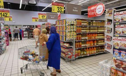 Hausse de 0,1% des prix à la consommation en mars
