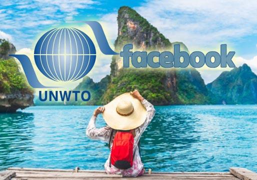 L'OMT ET FACEBOOK PARTENAIRES DANS LE MARKETING NUMÉRIQUE POUR RELANCER LE TOURISME