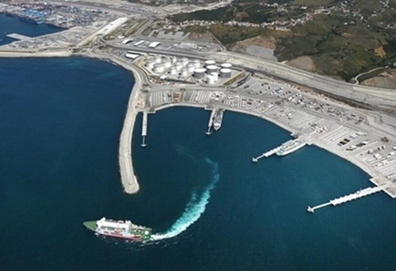Le nouveau port de Dakhla, un projet phare du nouveau modèle de développement des provinces du sud