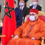 le Roi mohamed vi préside la cérémonie de lancement du projet de généralisation de la protection sociale et de signature des premières conventions y afférentes