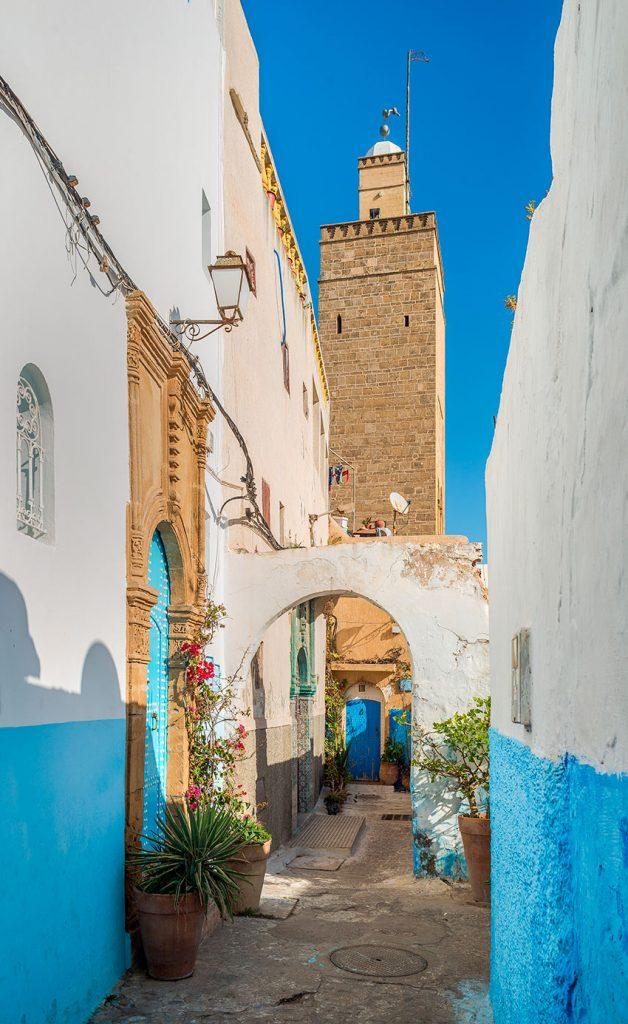 Un programme de sensibilisation et de vulgarisation autour des valeurs historiques de Rabat 1