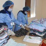 Inauguration d'une unité de recyclage du textile à Tétouan