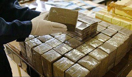 Agadir: mise en échec d'une tentative de trafic de plus 600kg de drogues