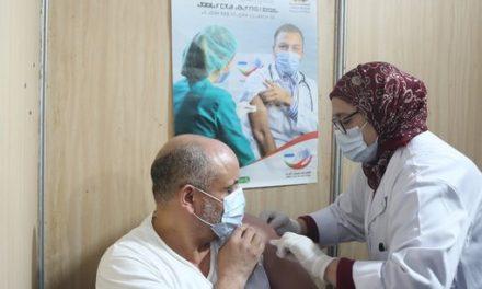 Covid-19: Plus de 860.000 personnes ont reçu la 3ème dose