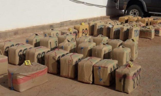 saisie de plus de 9 tonnes de chira au port de Casablanca