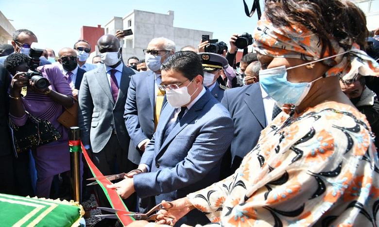 La République du Sénégal ouvre un consulat général à Dakhla 1