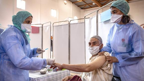Covid-19 : 600 nouveaux cas,520 rémissions, 7 décès et plus de 4,7 millions de vaccinés