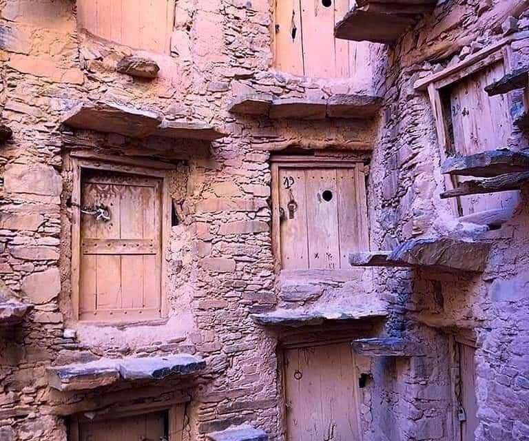 """Inscription des greniers collectifs """"Igoudars"""" au patrimoine mondial de l'Unesco"""