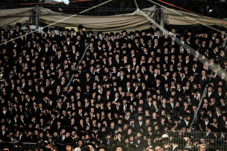 Drame en Israël : au moins 44 morts lors d'une bousculade géante dans un pèlerinage religieux 1