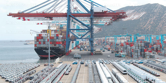Les zones d'activités industrielle de Tanger Med ont enregistré une croissance, malgré la pandémie