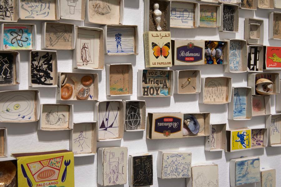 madrid: L'art contemporain marocain exposé au musée Reina Sofía 2